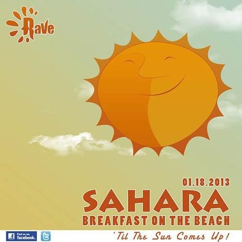 Sahara Carnival 2013