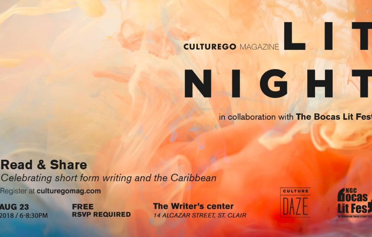Lit Night II in collaboration with The Bocas Lit Fest