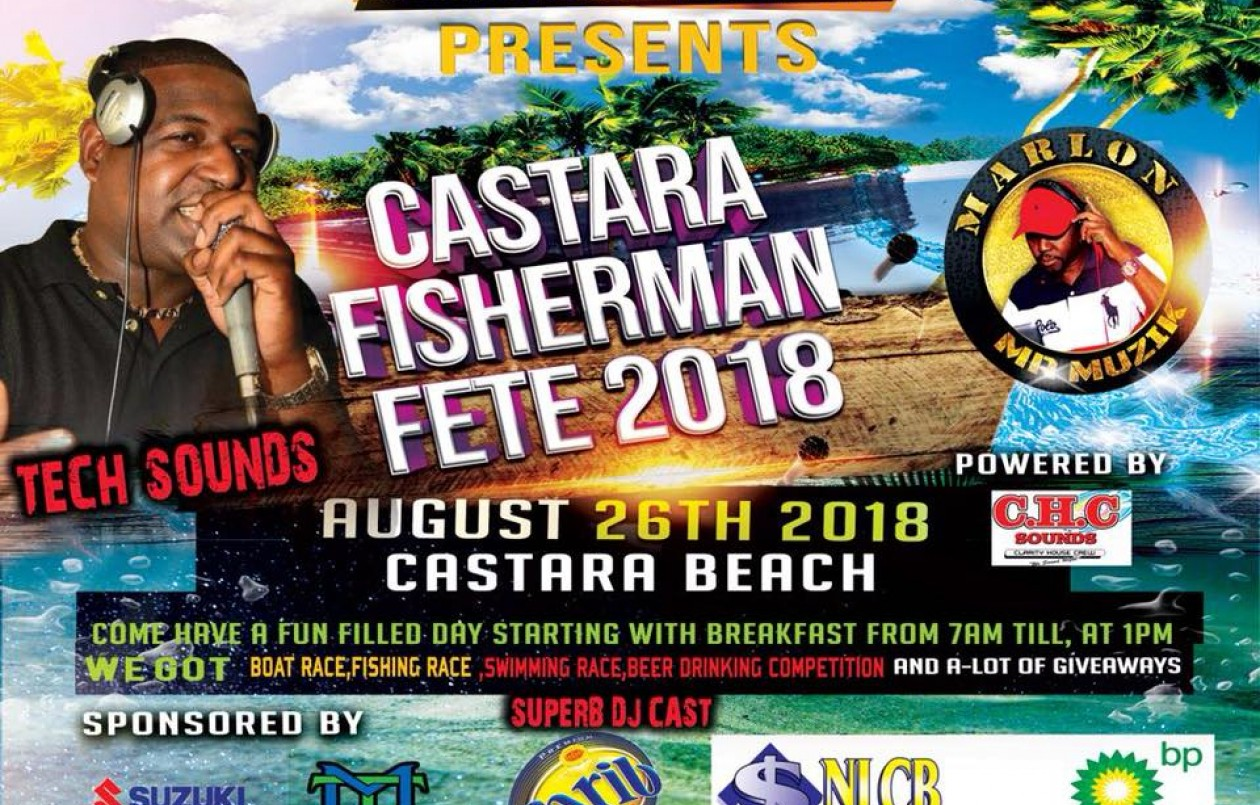 Castara Fisherman 2018