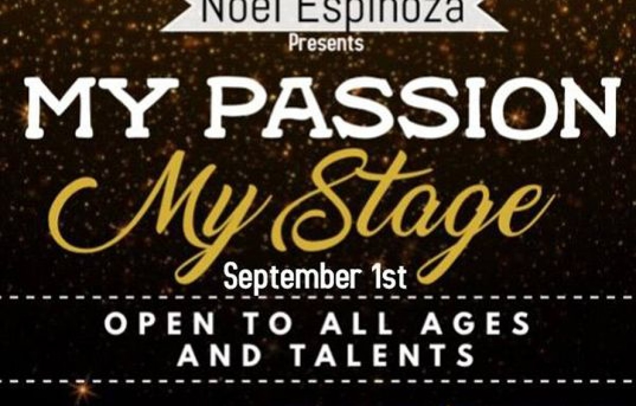 My Passion My Stage