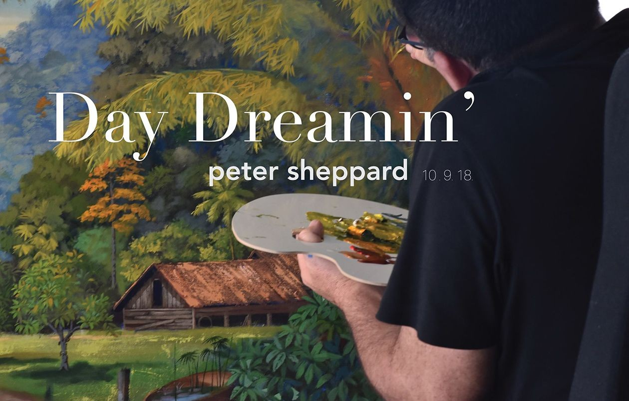 Day Dreamin' . Peter Sheppard .