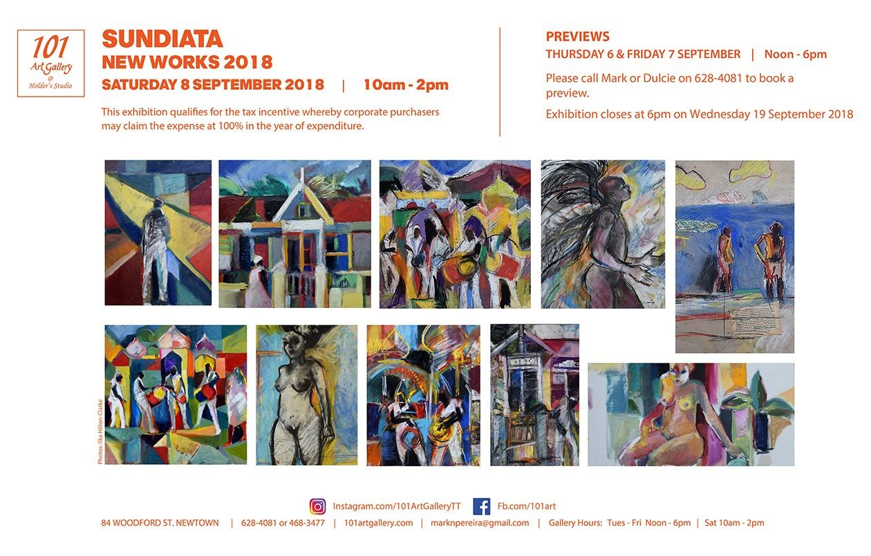 Sundiata: New Works 2018