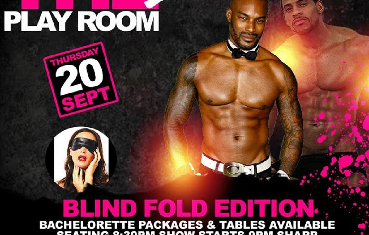 D PLAYROOM PT 2 *LADIES NITE*