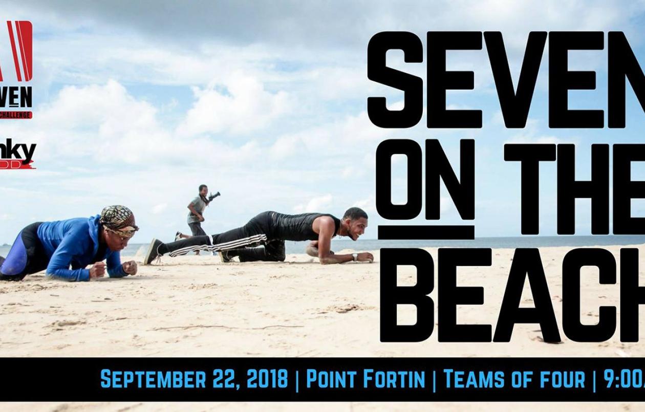 SEVEN Fitness Challenge V