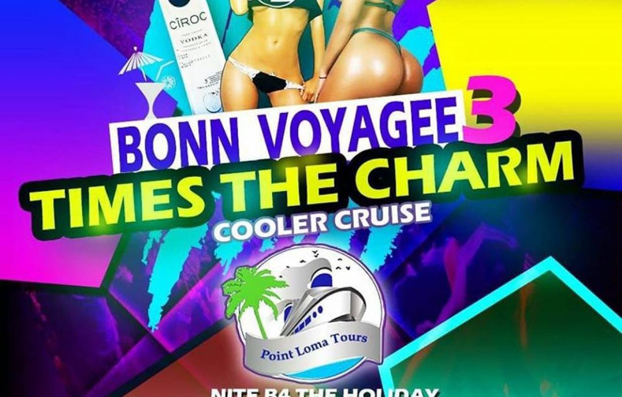 Bonn Voyagee 3 Times The Charm