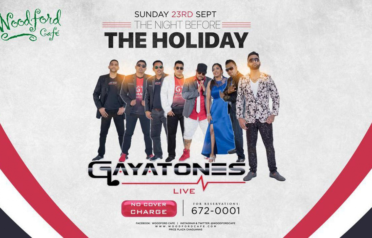 Gayatones Live! The Night Before The Holiday