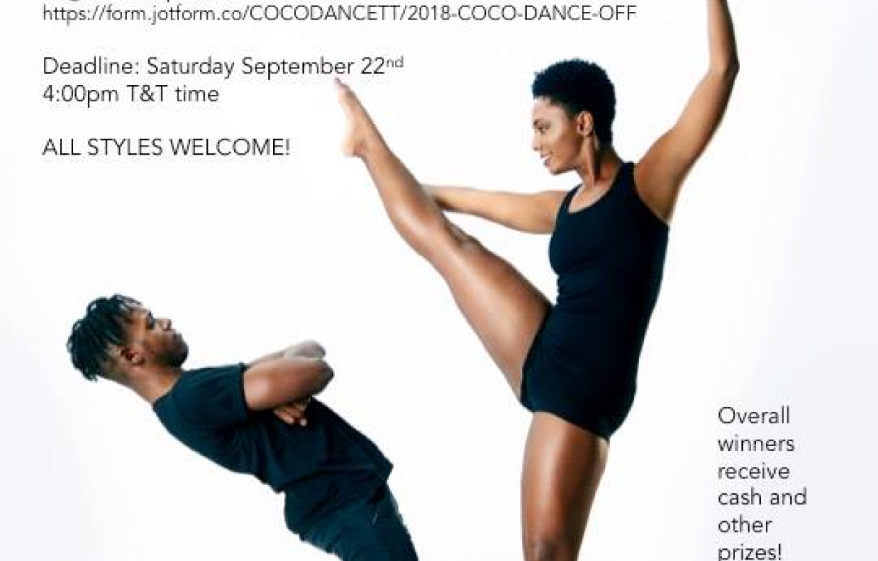 Dance De COCO 2018 Dance-Off Preliminaries!