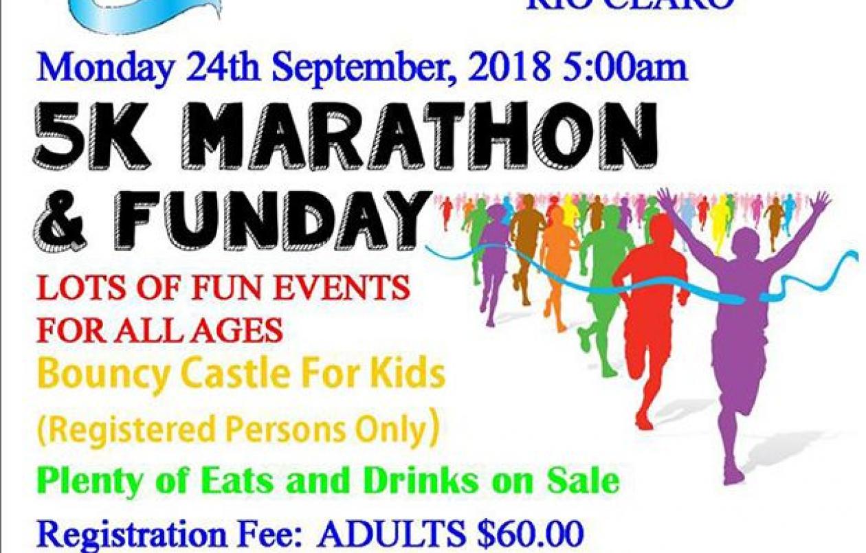 Los Exploradores 5K Marathon & Funday 2018