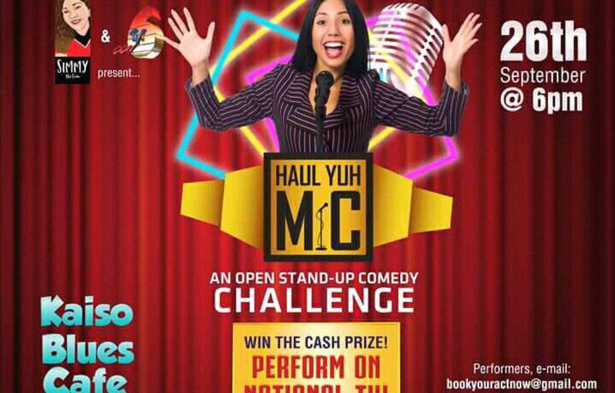 Haul Yuh Mic Challenge Series - 26.9.18