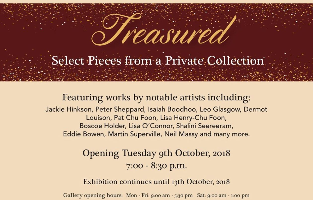 Treasured: Select Pieces From A Private Collection