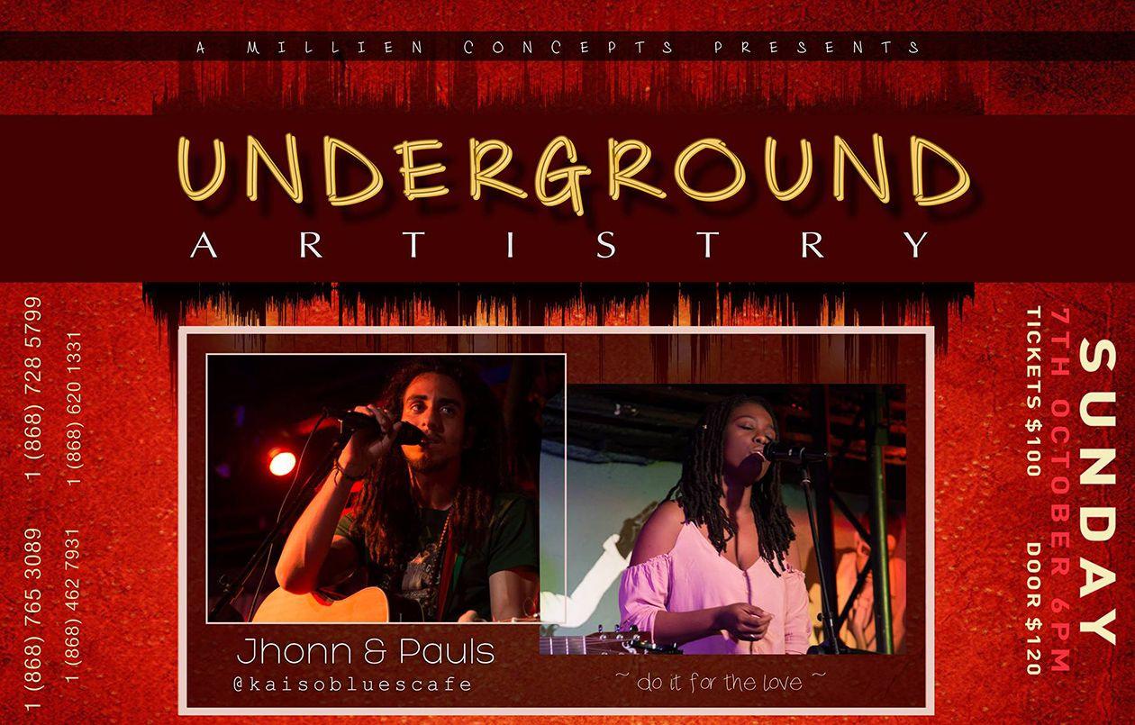 Underground Artistry feat. Jhonn & Pauls