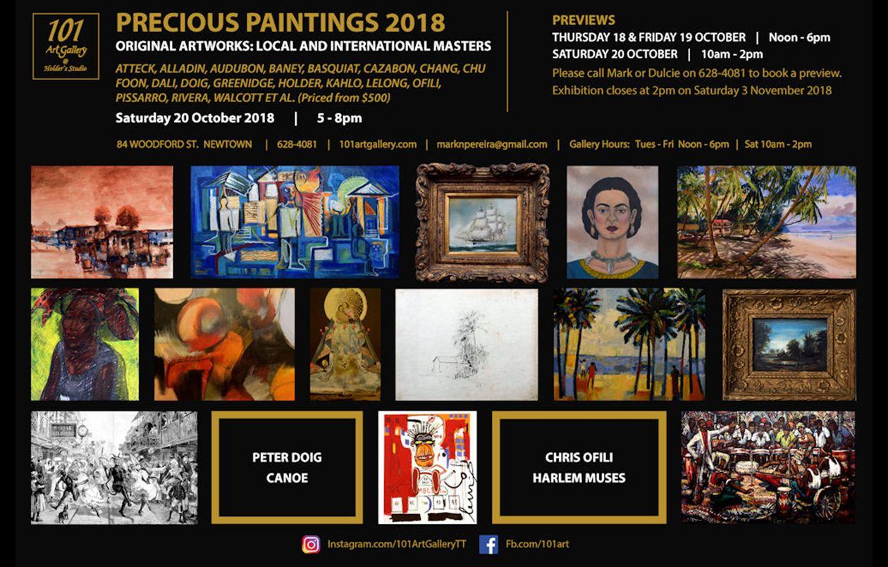 Precious Paintings 2018