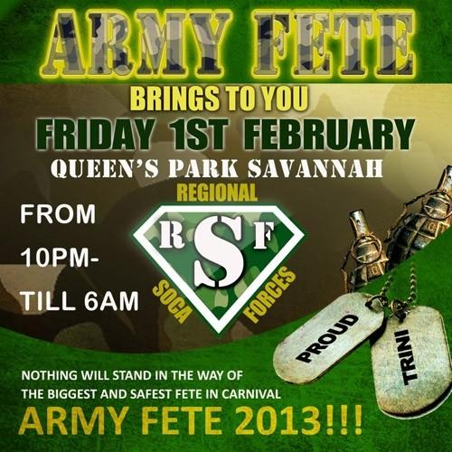 Army Fete 2013