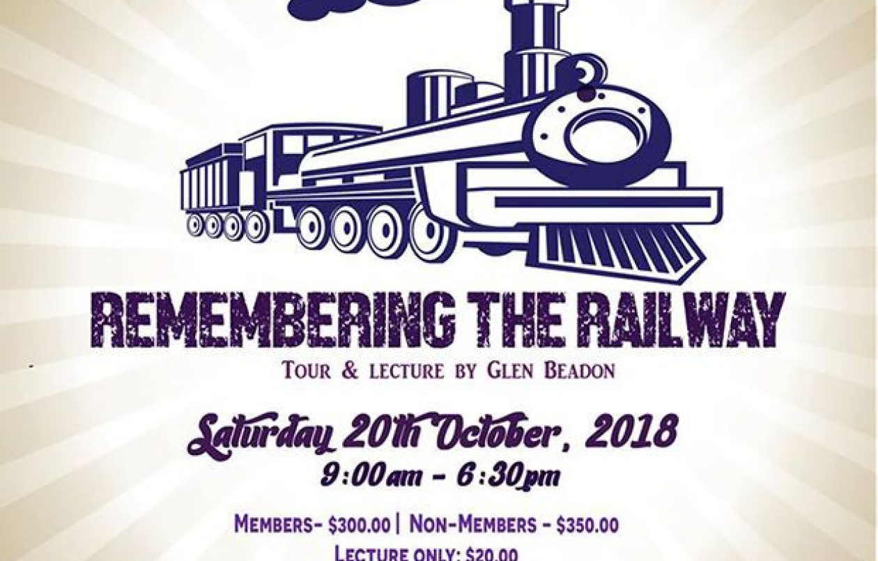 Remembering the Railway (50th Anniversary Event)