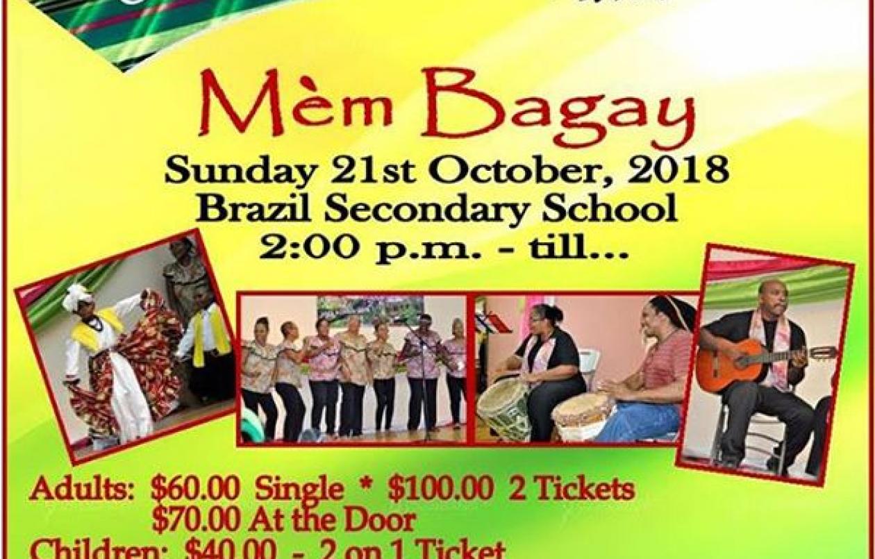 Sé Yon Bagay Patwa 2018