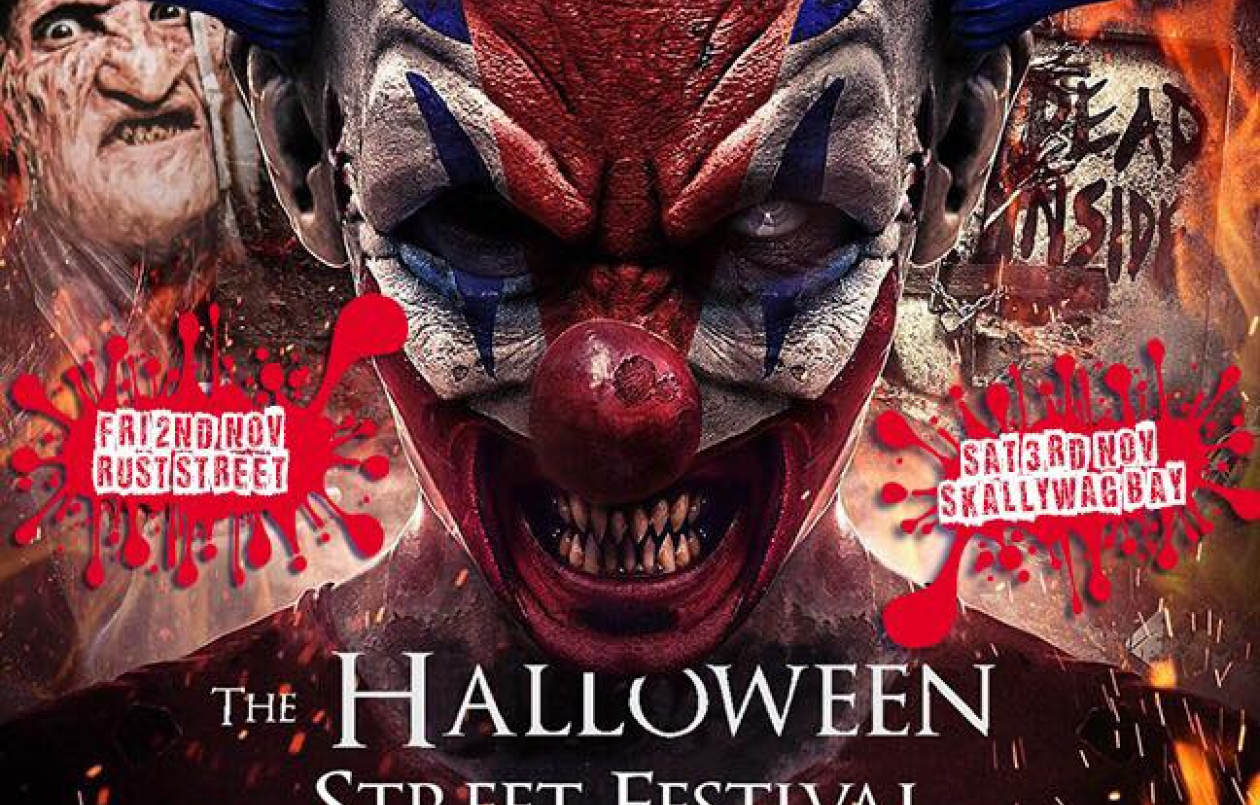 The Halloween Street Festival 2018: The Free Drinks Circus