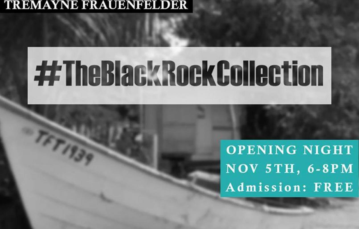 The Black Rock Collection Art Exhibition - Trinidad Edition