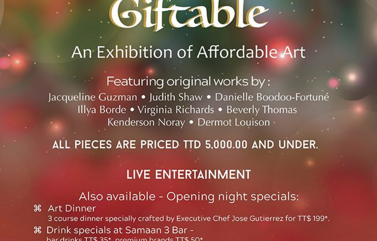 Art At The Hilton: Giftable