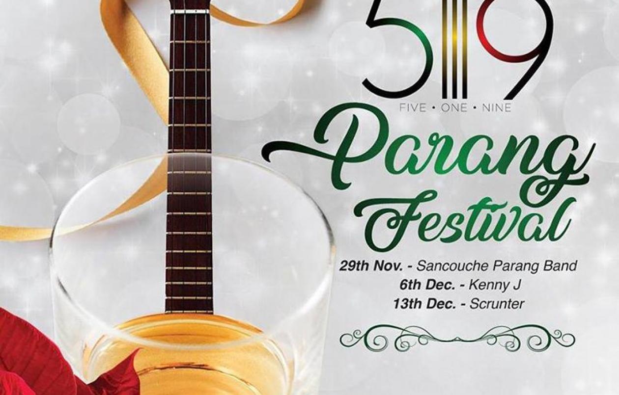 519 Parang Festival 2018 - Kenny J