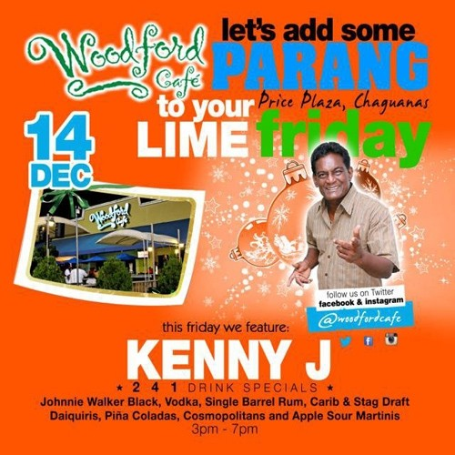 Friday Parang Lime with Kenny J