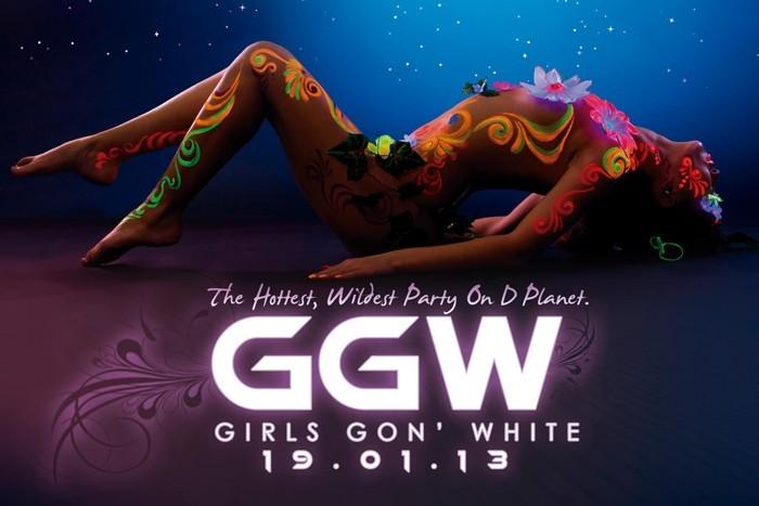 Girlz Gon White 2013