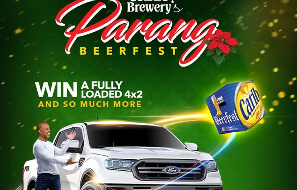 Carib Parang BeerFest 2018