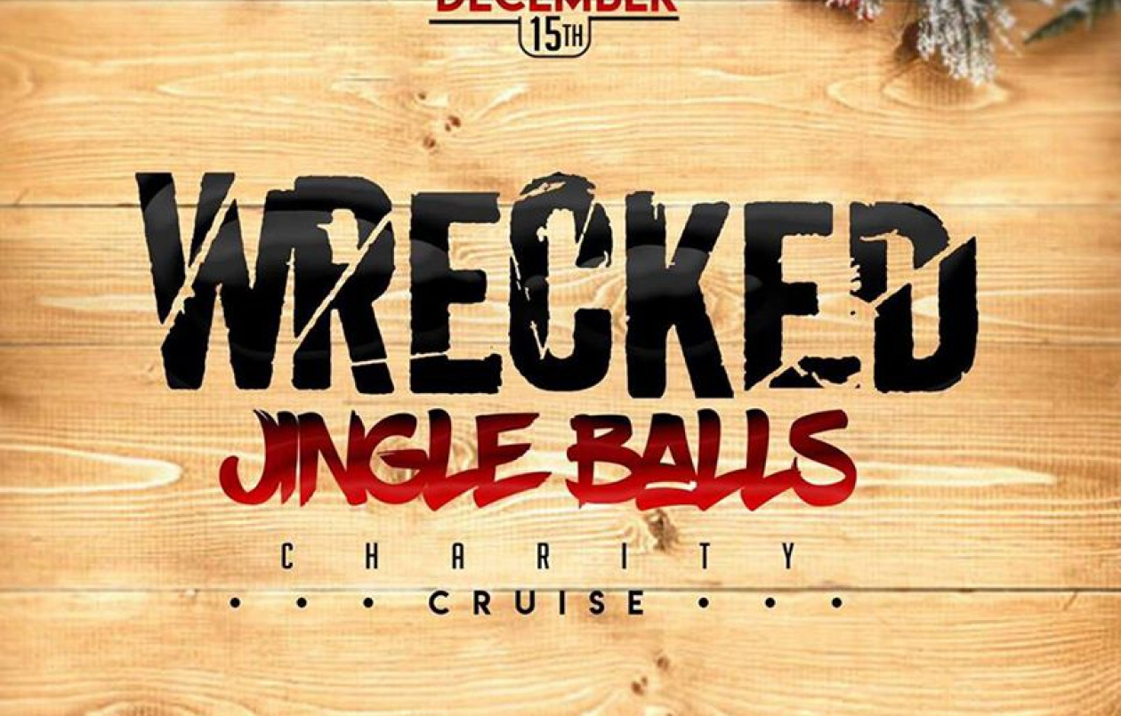Wrecked Jingle Balls For Charity 2018