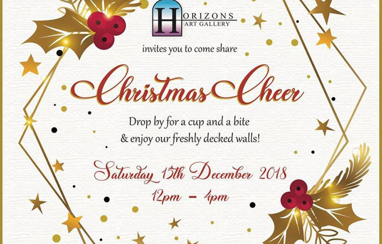 Horizons Art Gallery Christmas Cheer