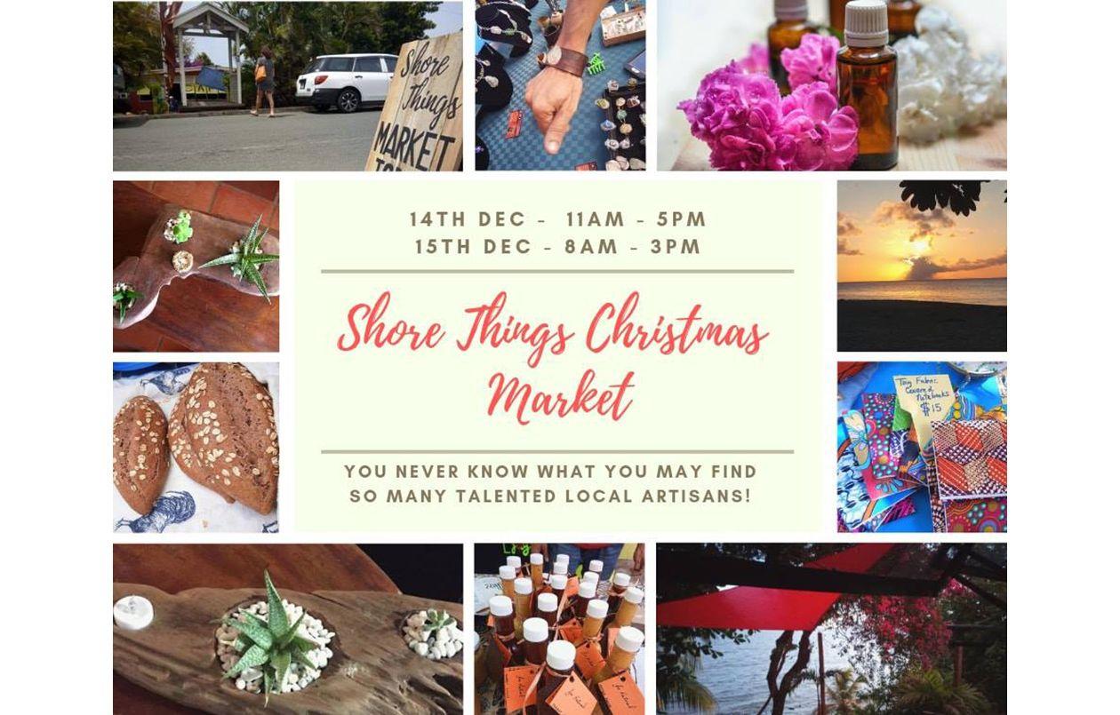 Shore Things Christmas 2018 Market