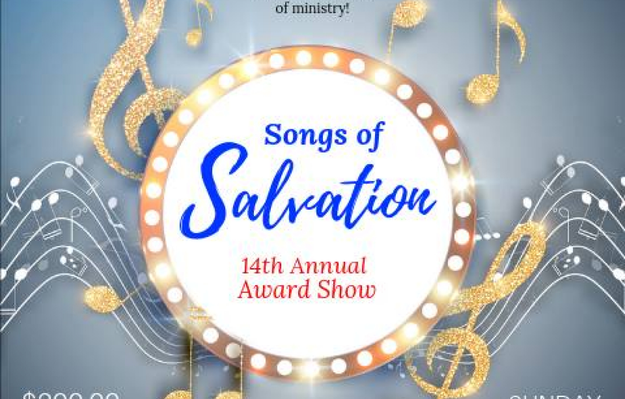 Songs of Salvation 2019: PRVM's 14th Annual Award Show