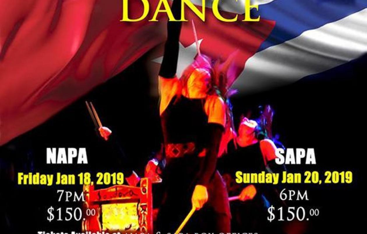 Habana Compas Dance - NAPA
