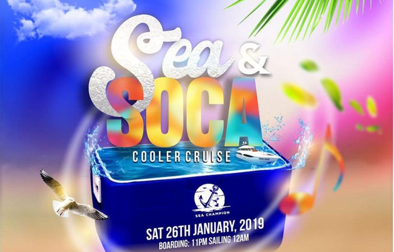 Sea & Soca 2019