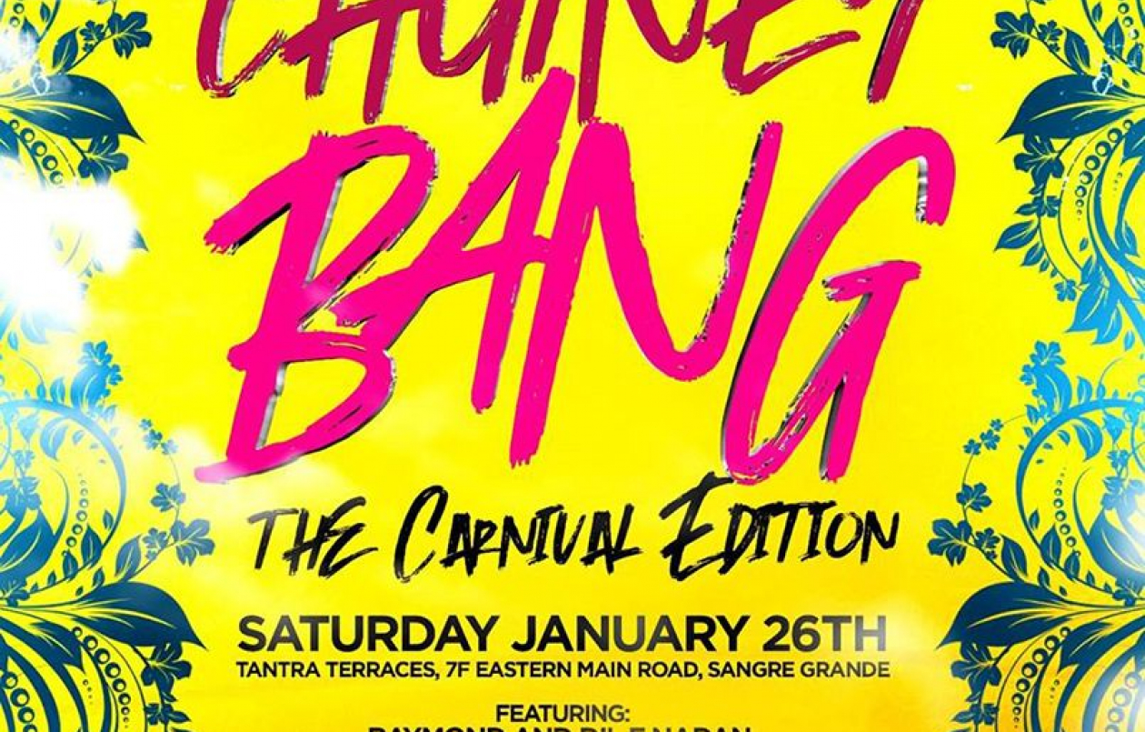 Chutney Bang 2019: The Carnival Edition