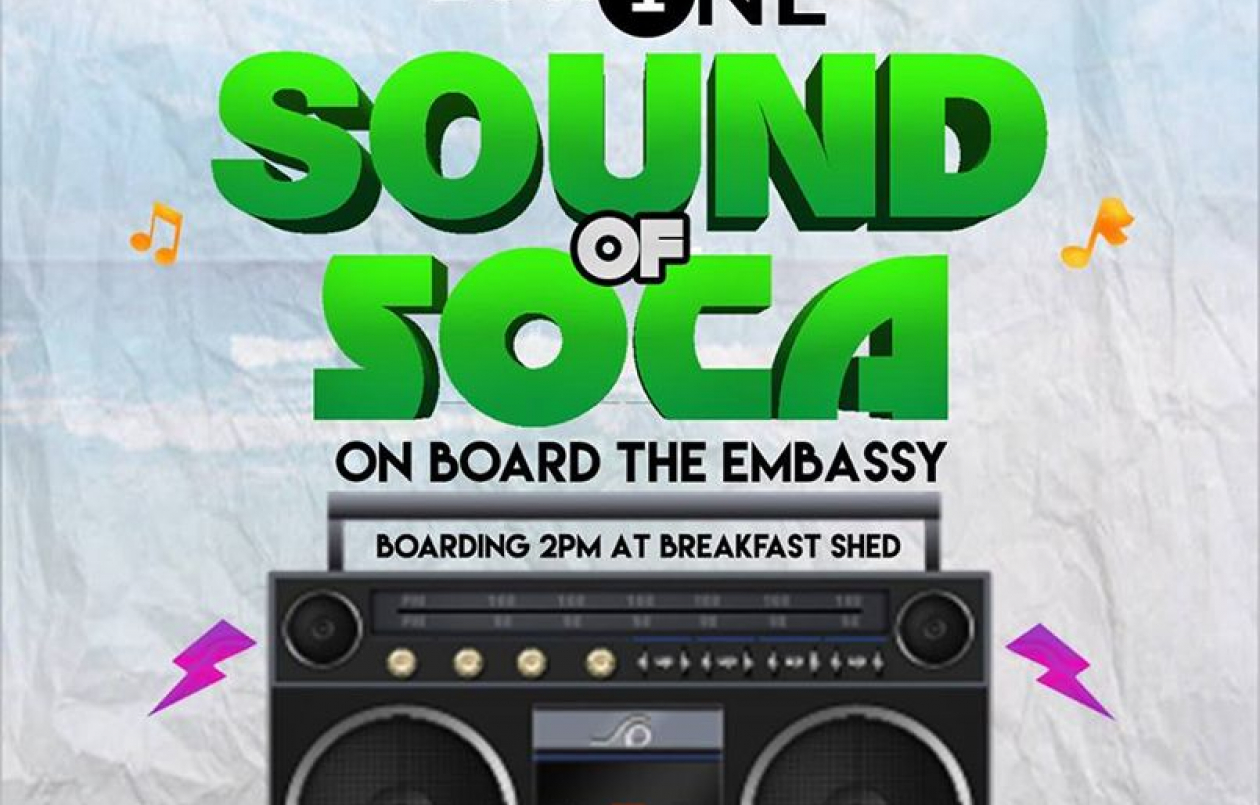 DAY ONE Sound Of Soca 2019
