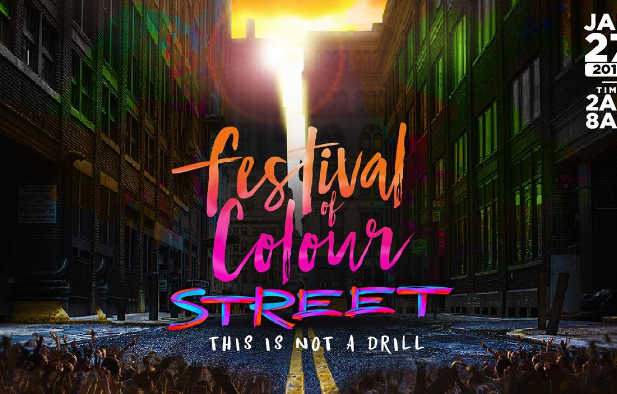 Festival Of Colour 2019: Street
