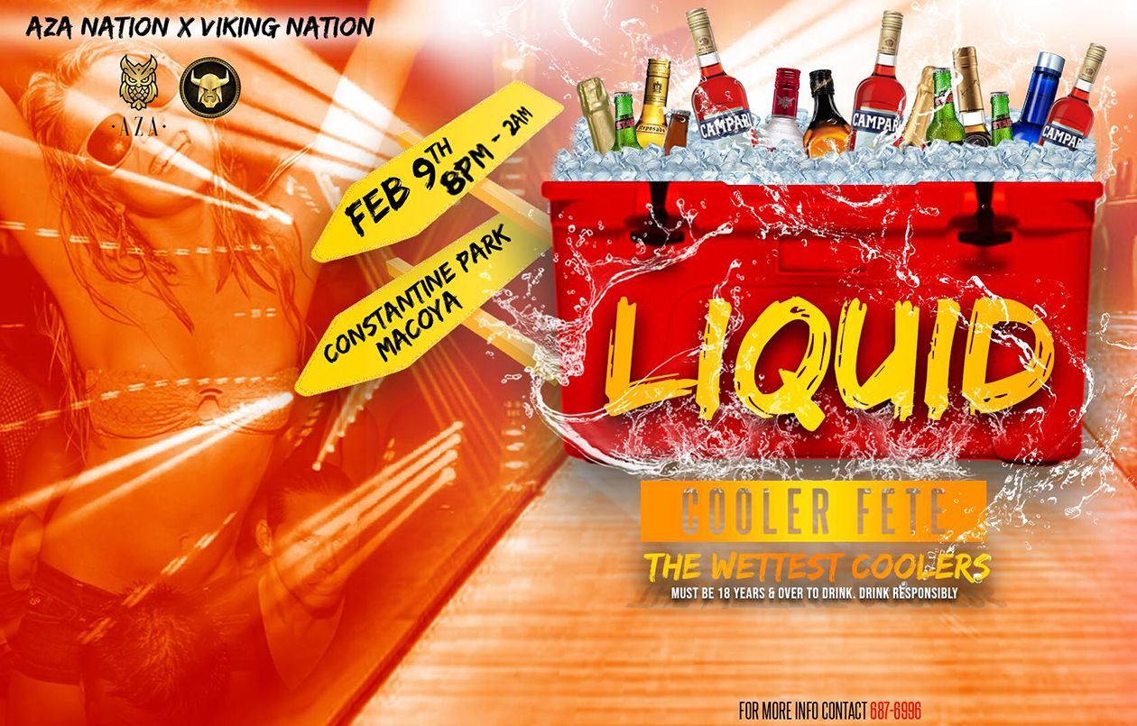 Liquid Cooler Fete 2019