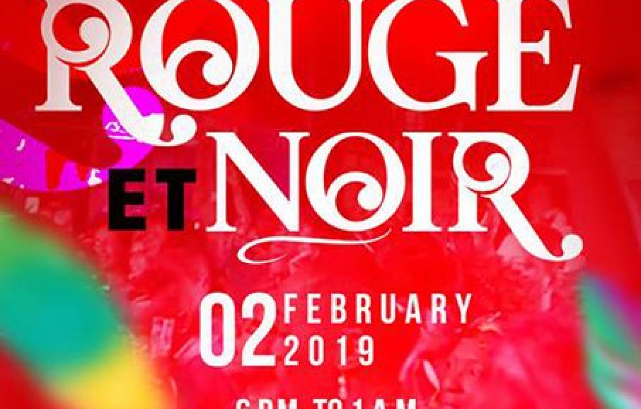 Le Rouge et Noir - Old Hilarians' All-Inclusive 2019