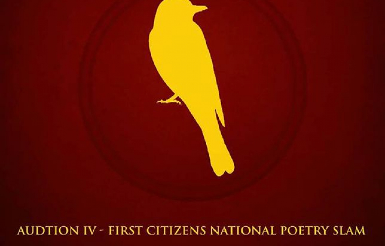First Citizens National Poetry Slam Audition 2019 - EAST TALKS