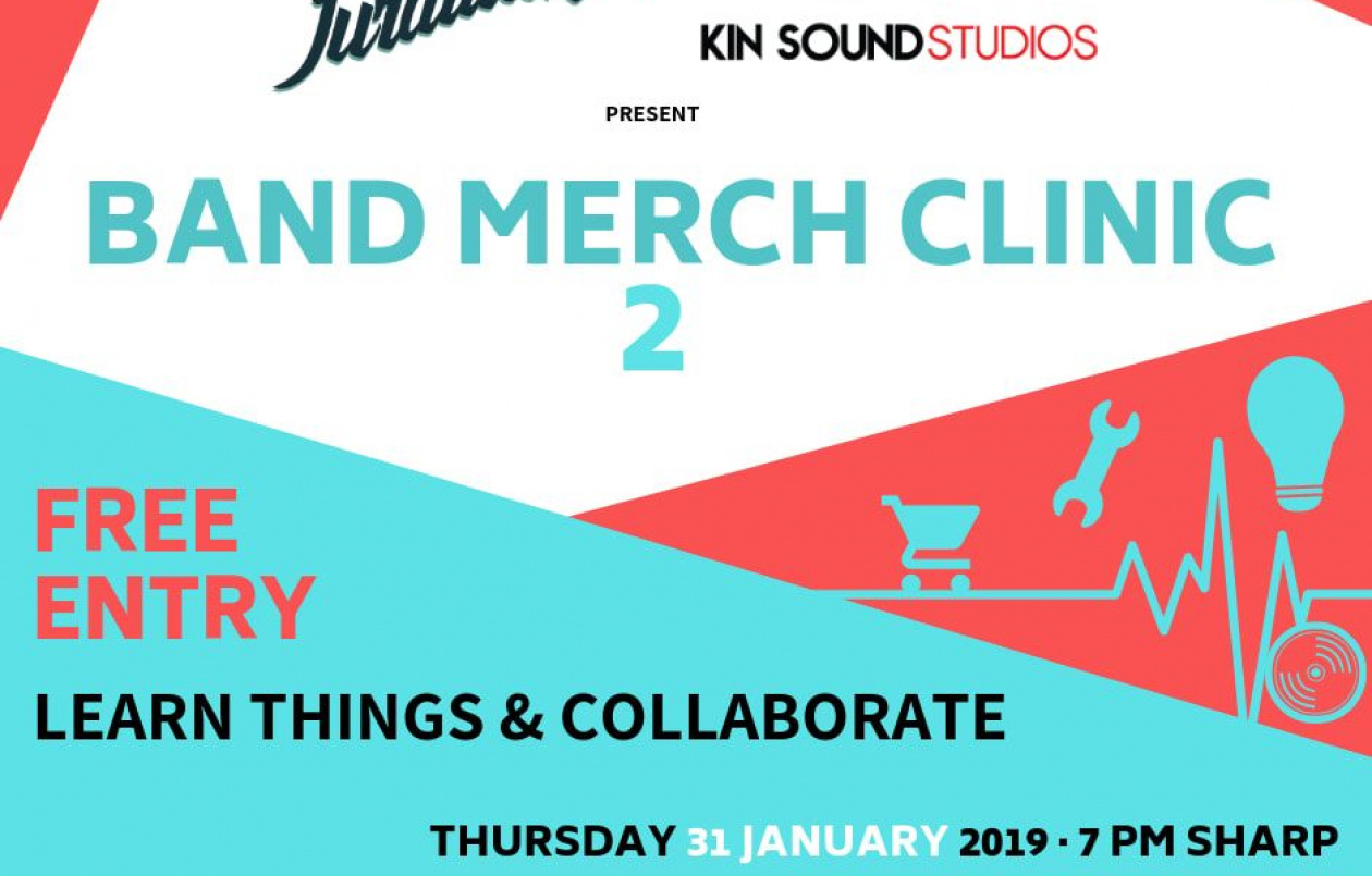 Band Merch Clinic 2