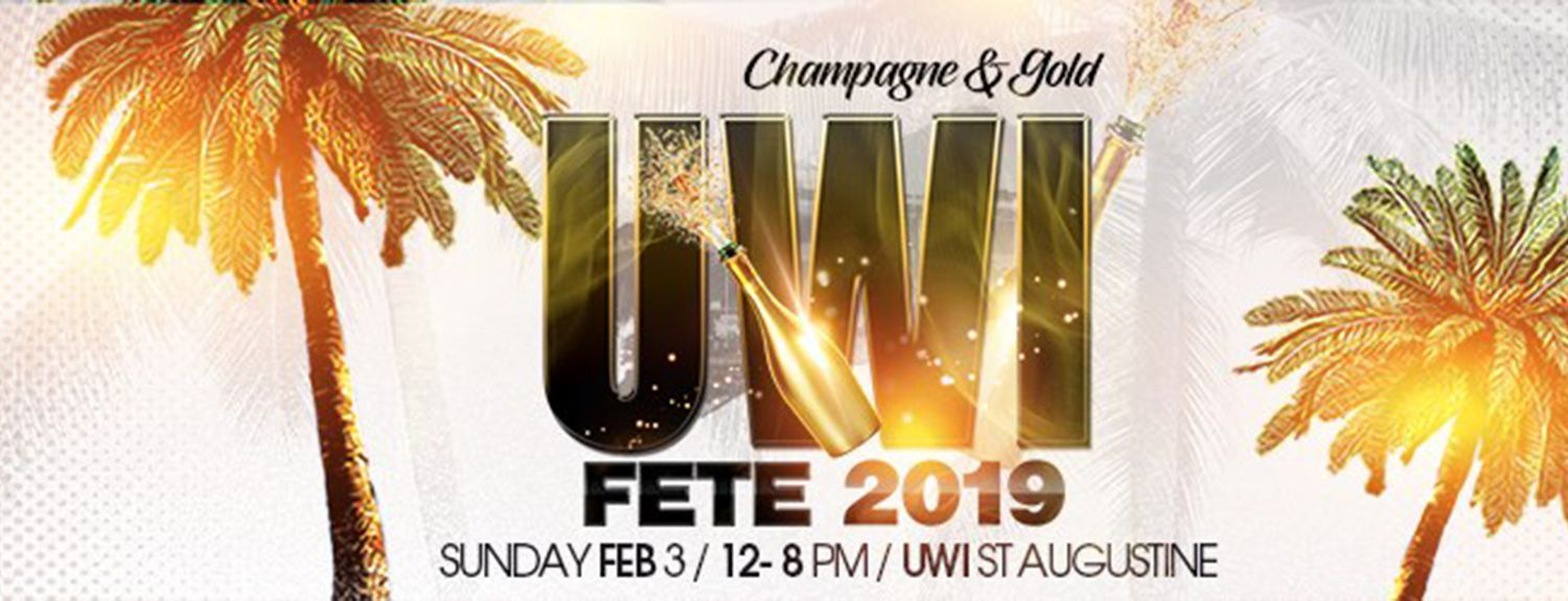 UWI Fete 2019: Champagne & Gold