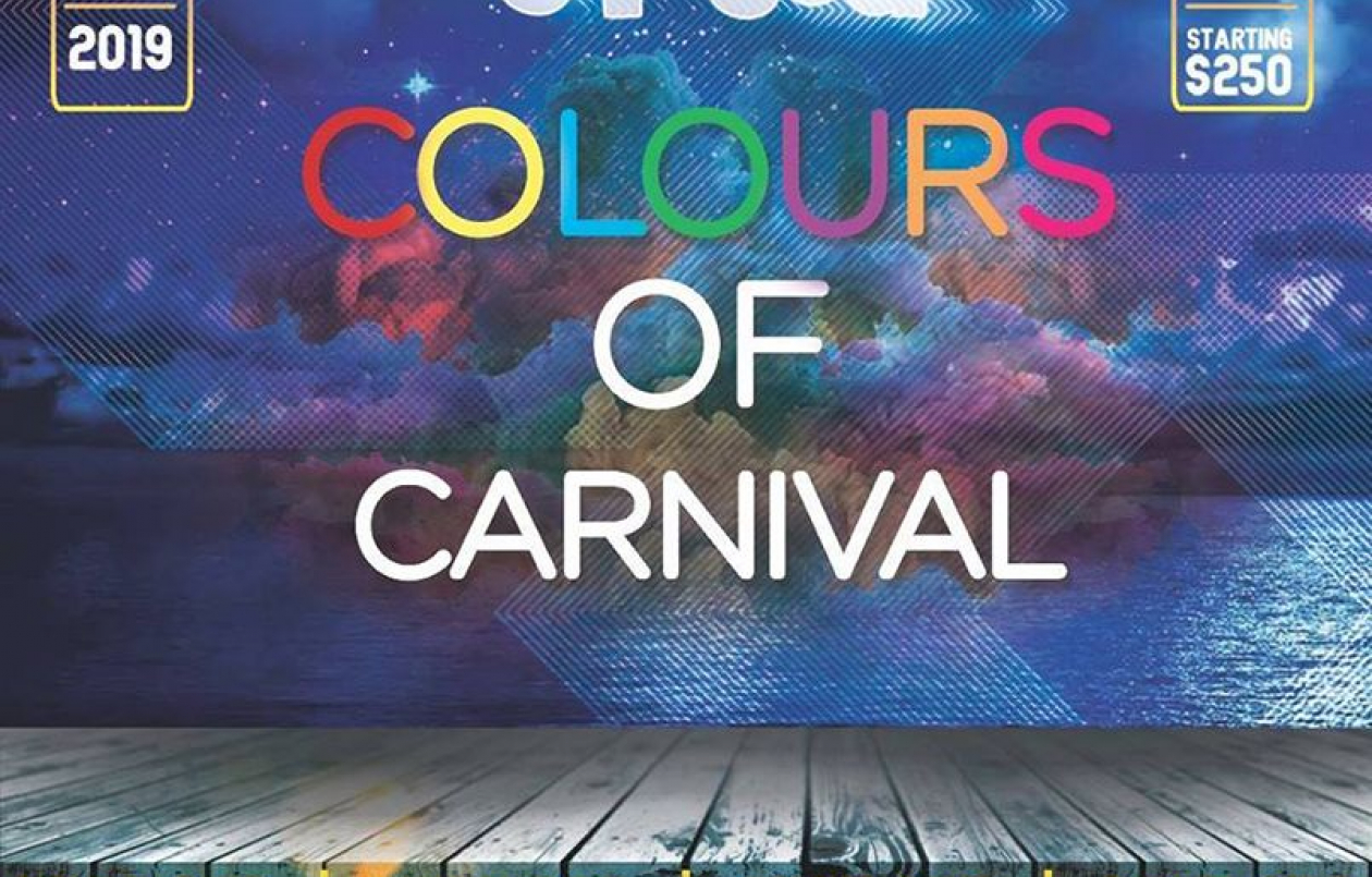 GT-Sea 2019: Colours Of Carnival