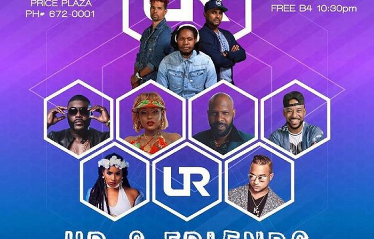 UR & Friends 2019