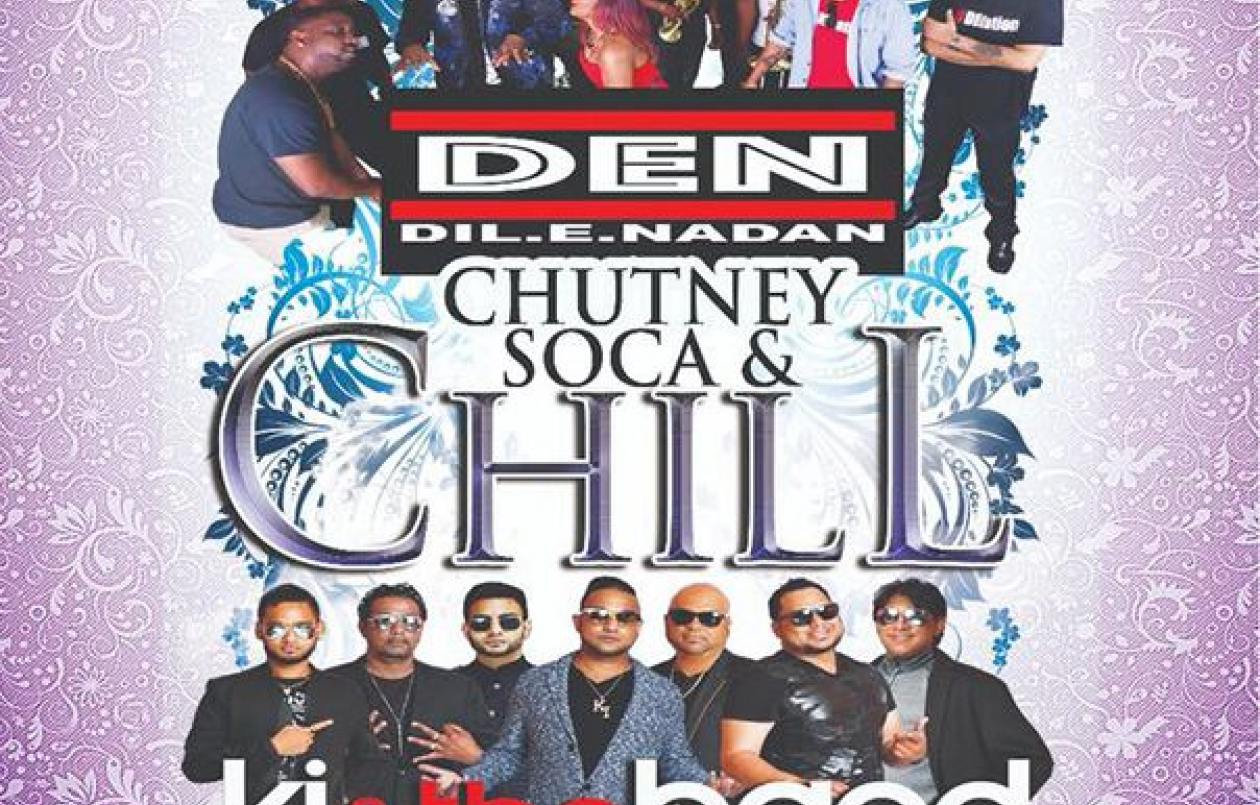 CHUTNEY SOCA AND CHILL 2019