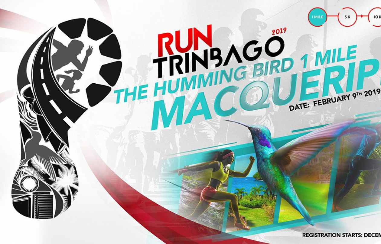 Run Trinbago Hummingbird 1 Mile