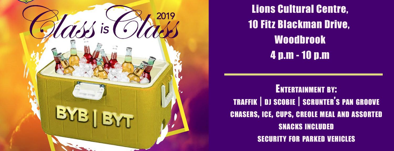 Class is Class 2019