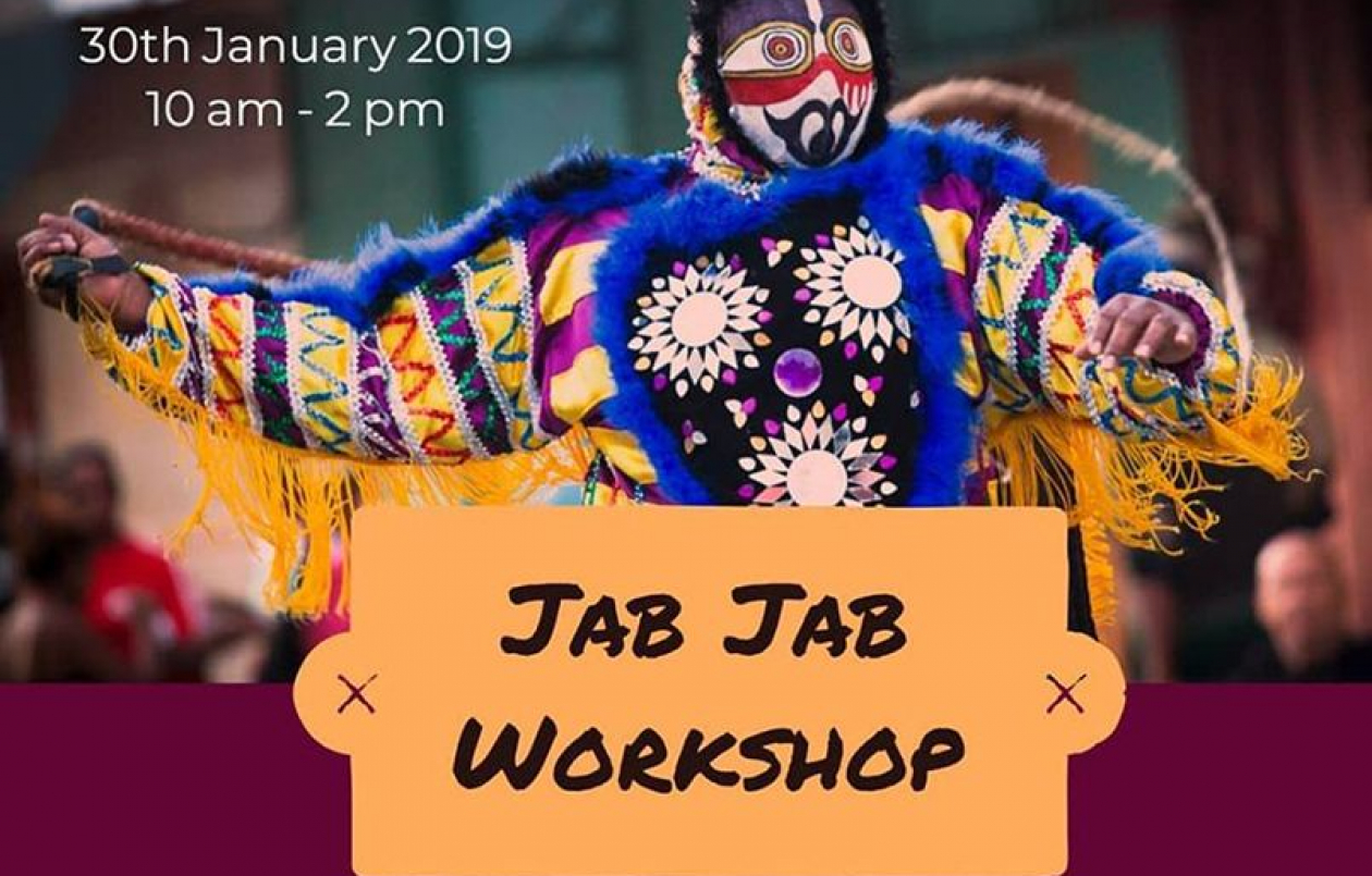 Jab Jab Workshop: 30.1.19