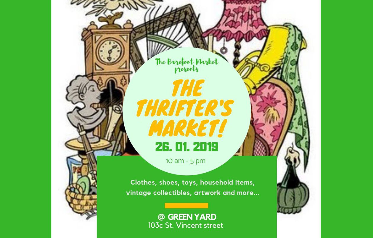 The Thrifter's Market - 26.1.19
