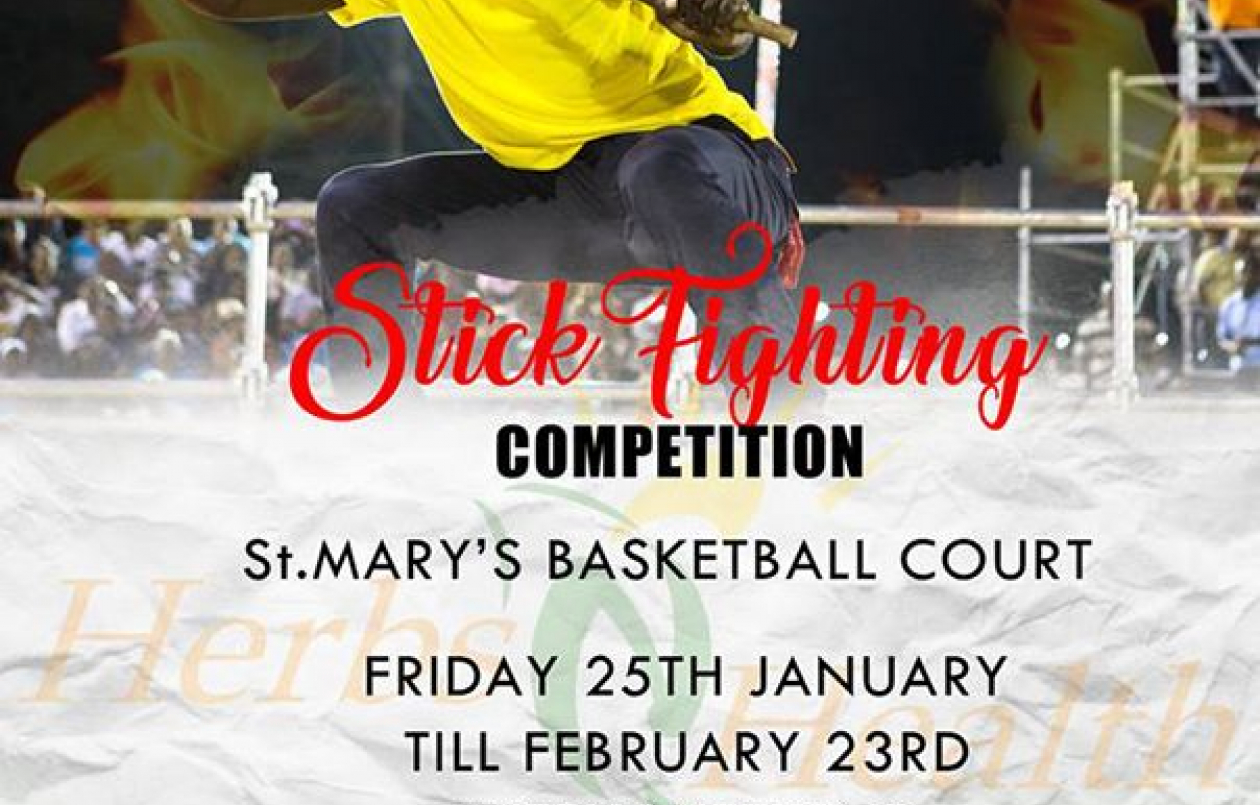 Stick Fighting Competition 2019