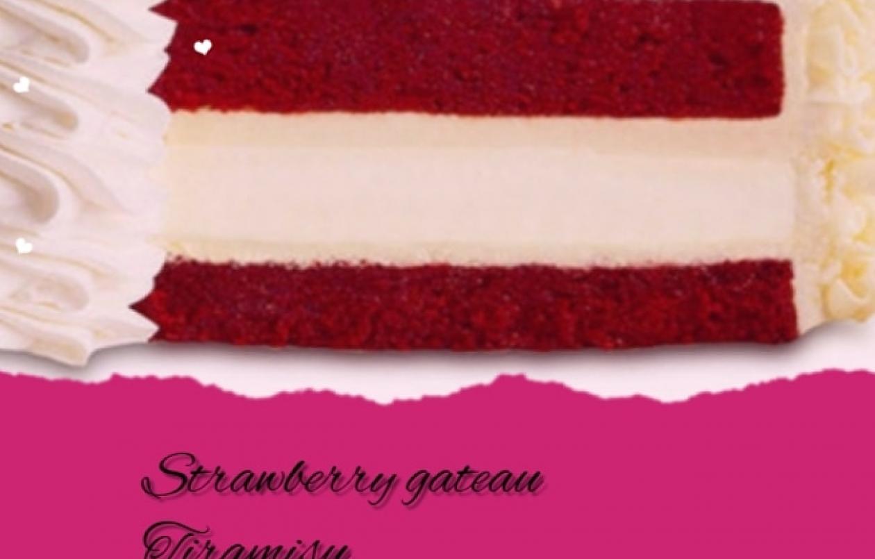 Valentine's Day Cake Specials