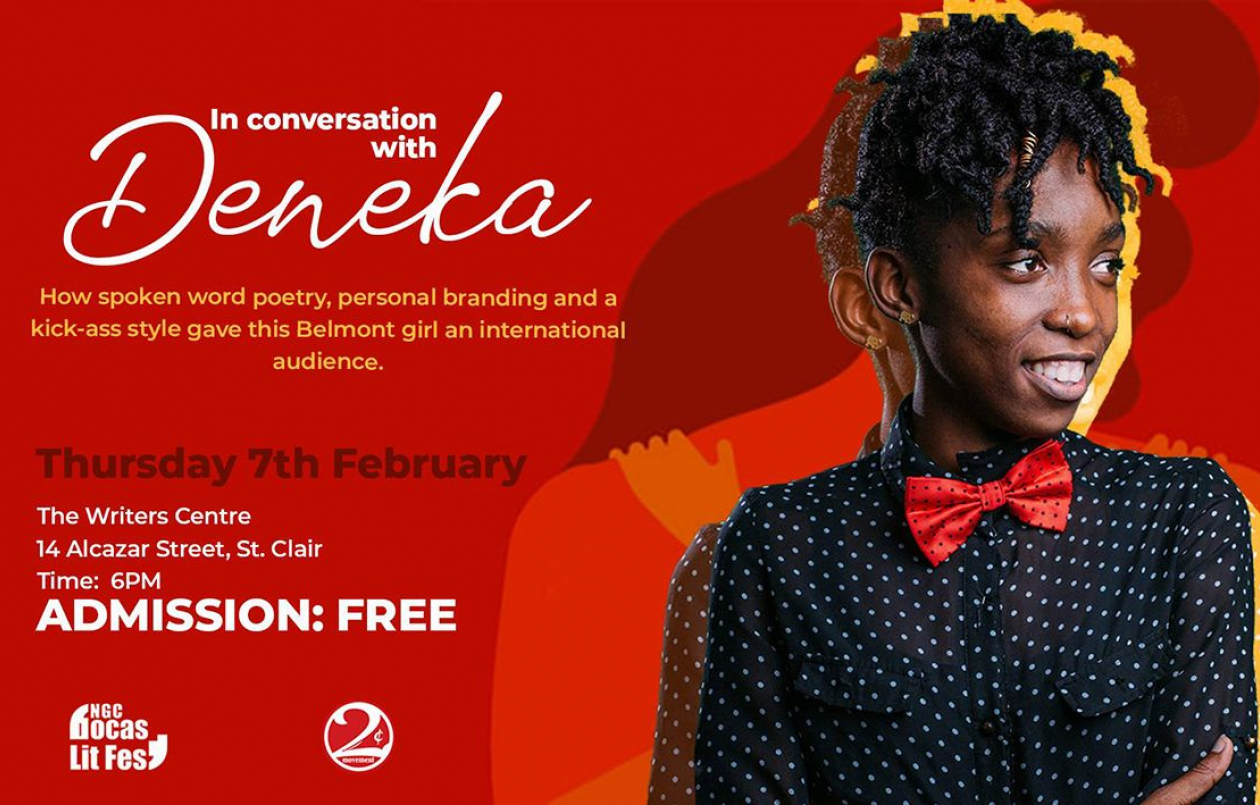 In Conversation With: Deneka Thomas